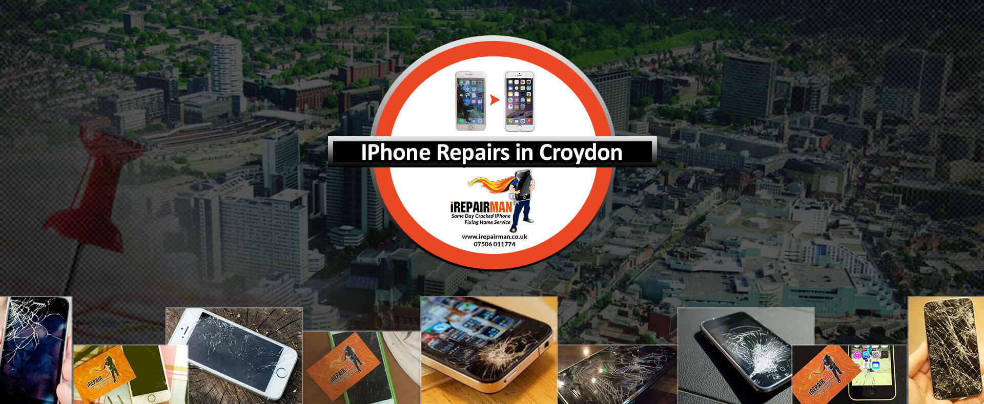iPhone Repairs in Croydon