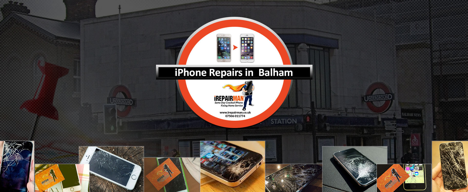 iPhone Repairs in Balham