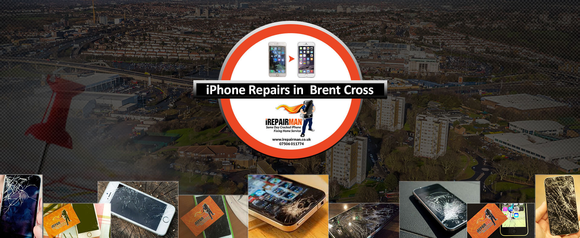 iPhone Repairs in Brent Cross