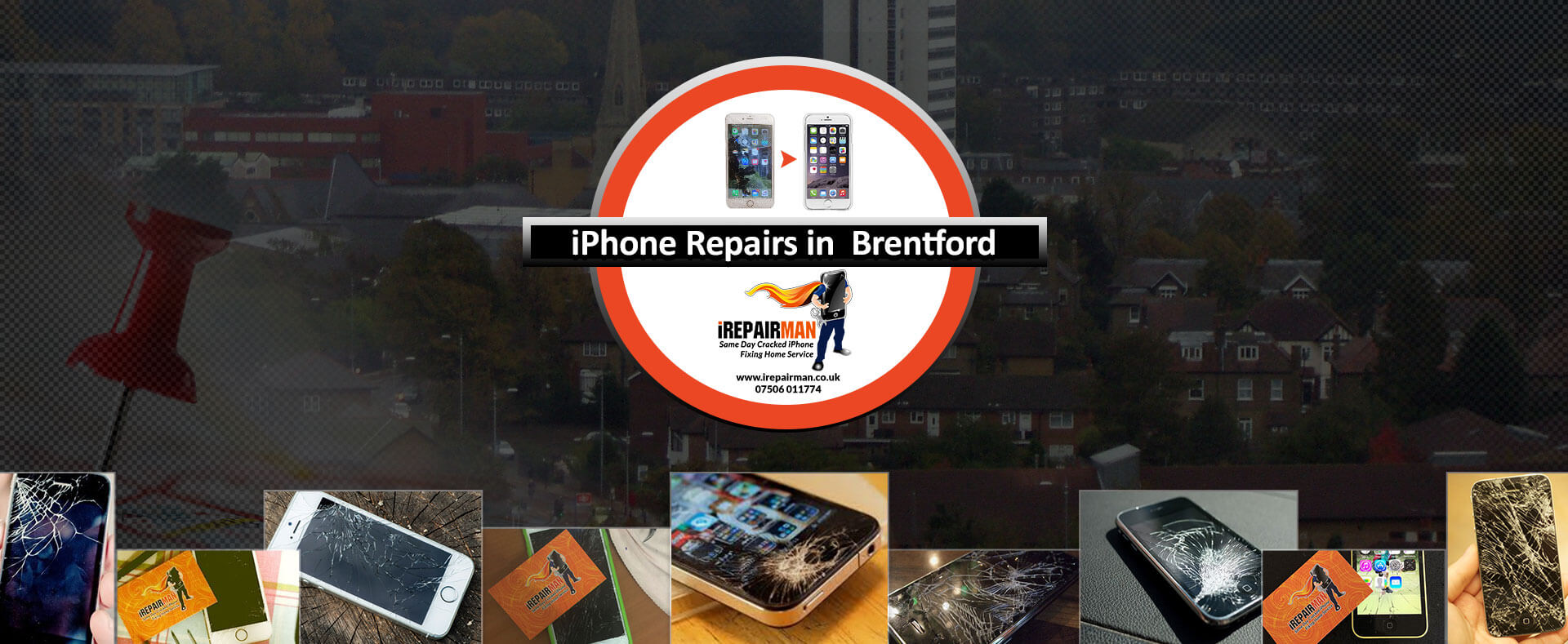 iPhone Repairs in Brentford