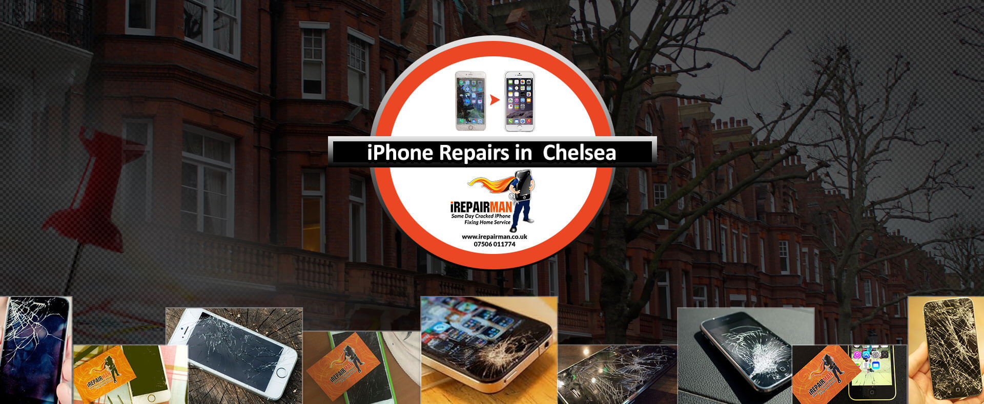 iPhone Repairs in Chelsea