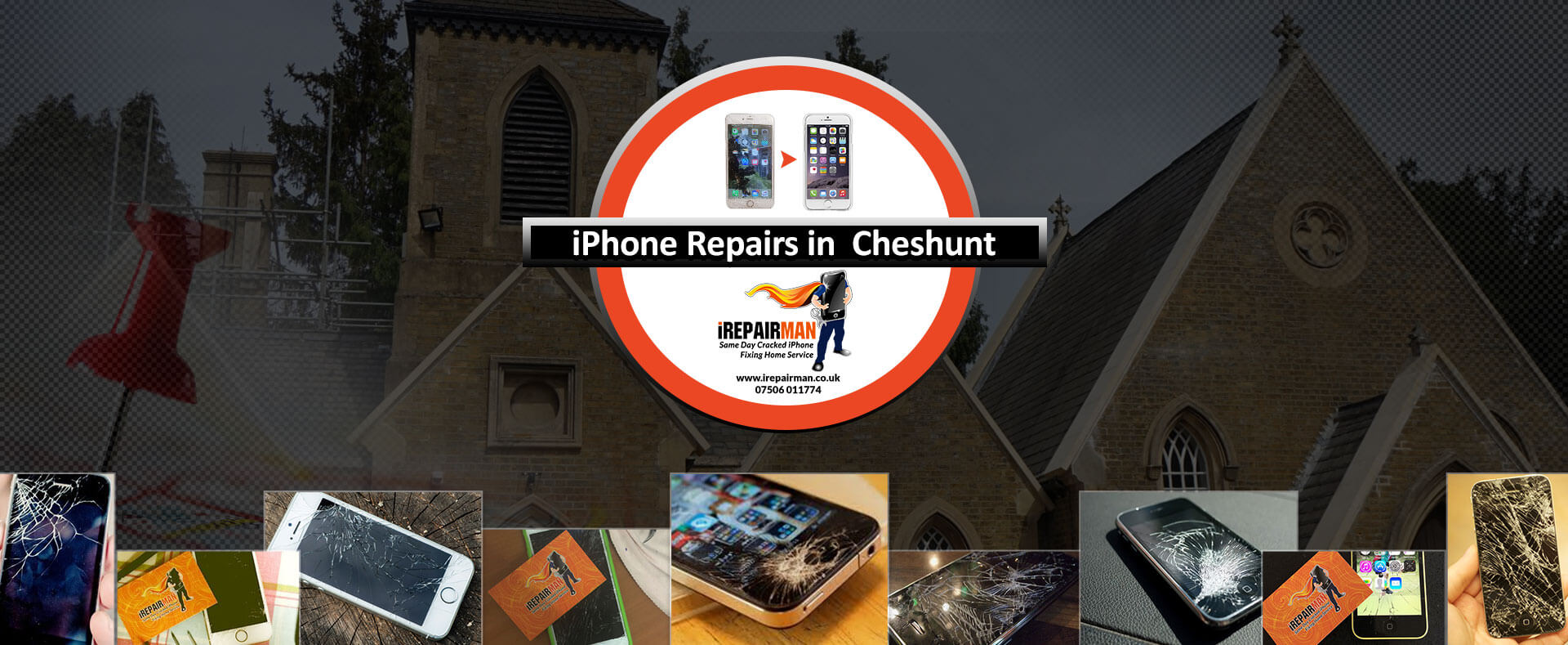 iPhone Repairs in Cheshunt