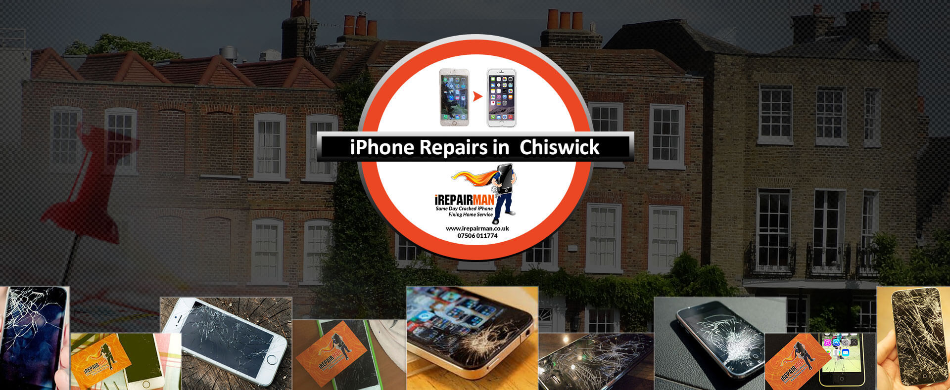 iPhone Repairs in Chiswick