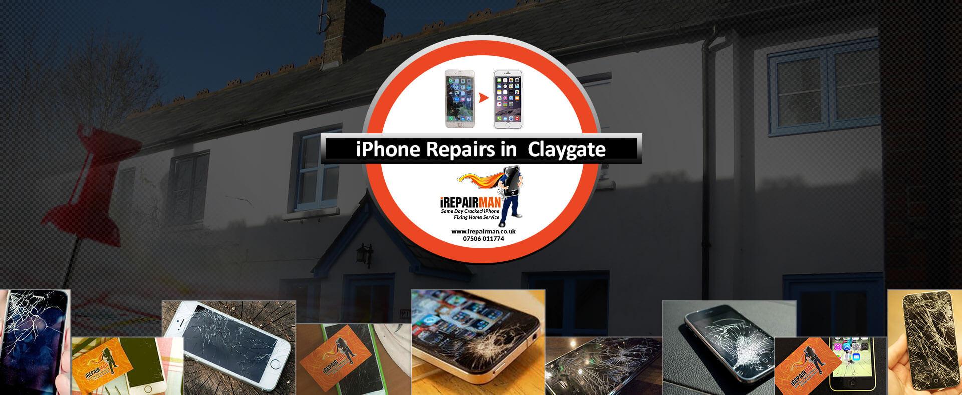 iPhone Repairs in Claygate