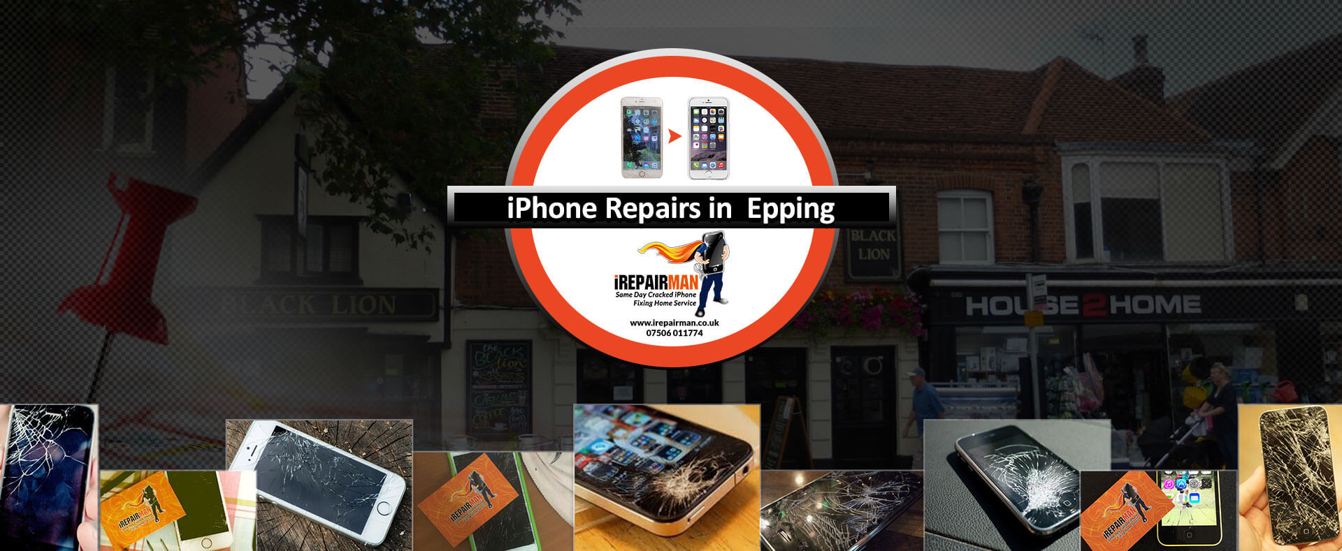 iPhone Repairs in Epping
