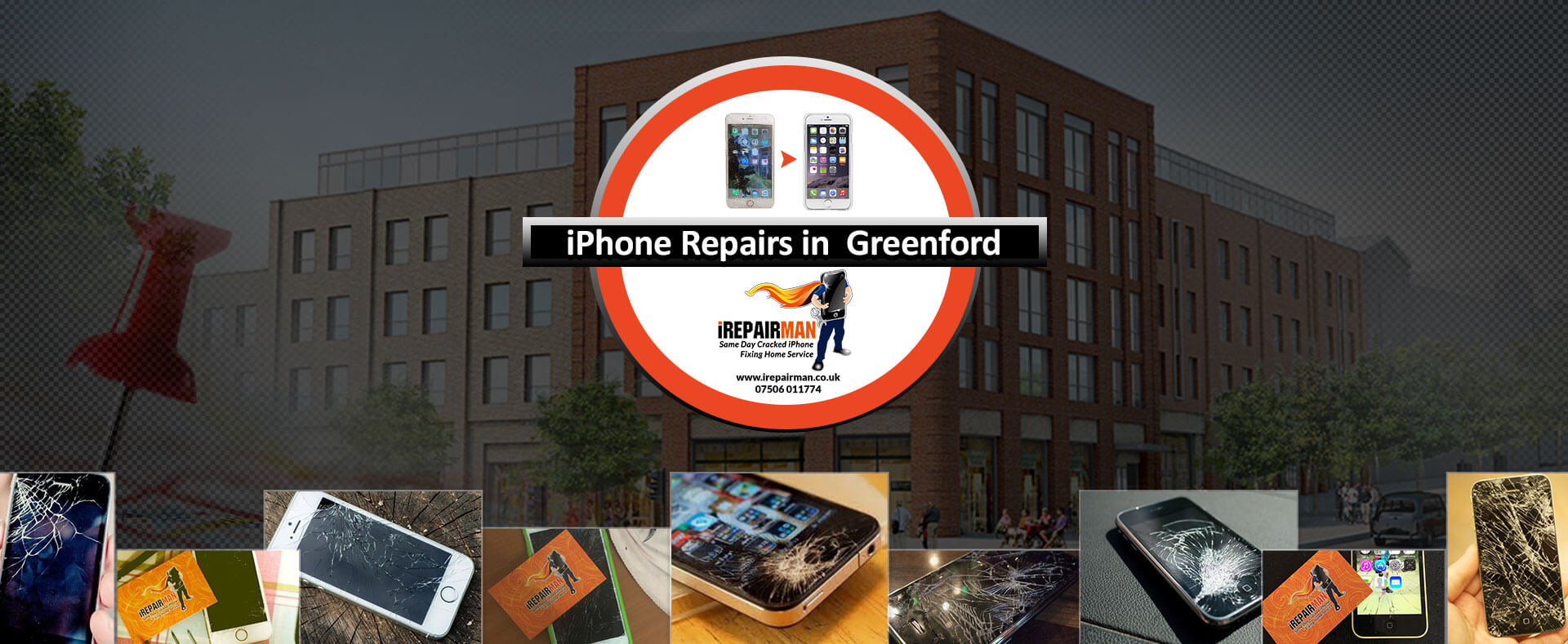 iPhone Repairs in Greenford
