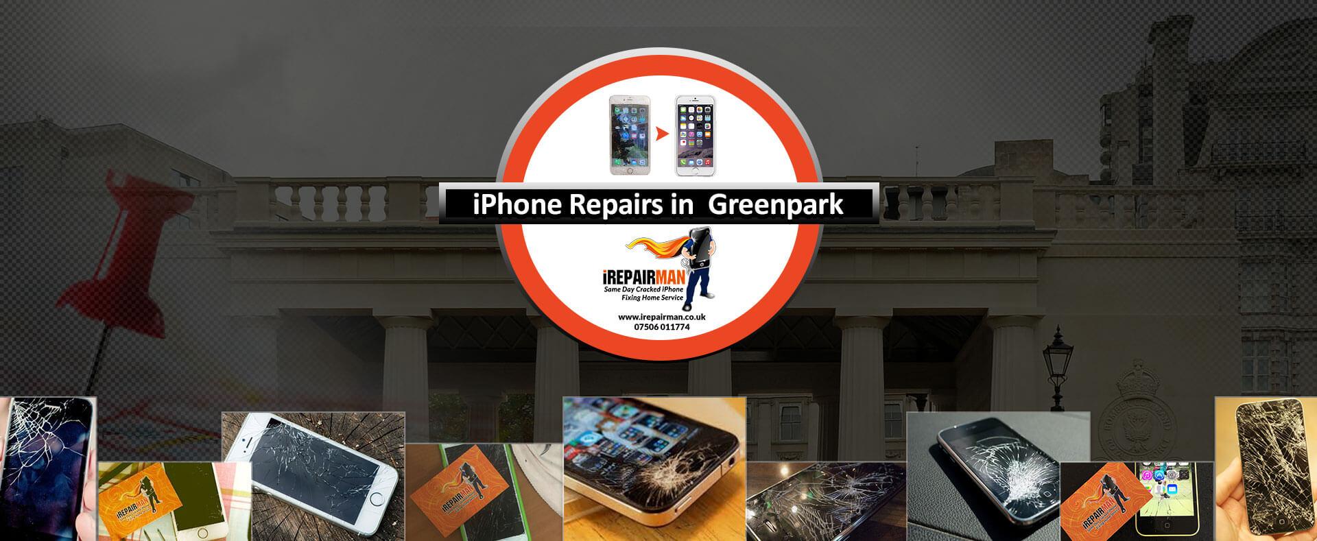 iPhone Repairs in Greenpark