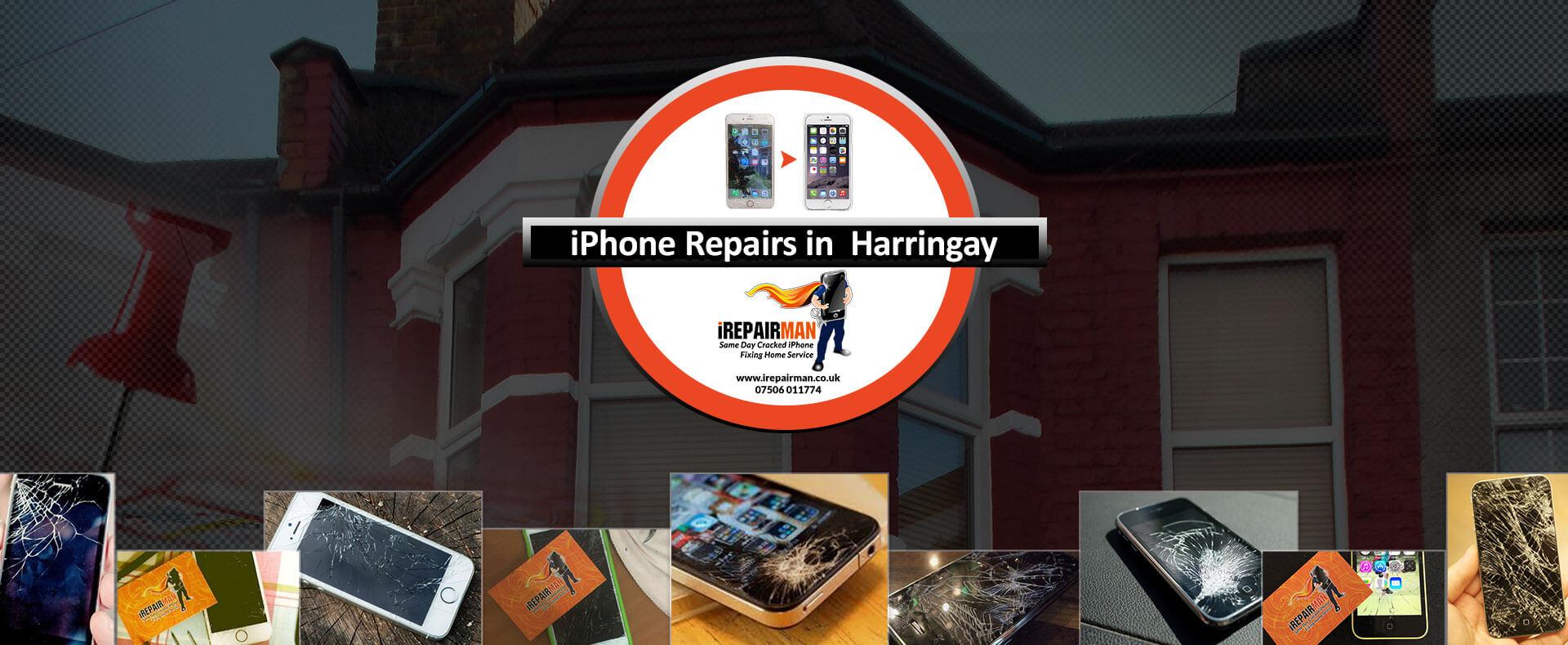 iPhone Repairs in Harringay
