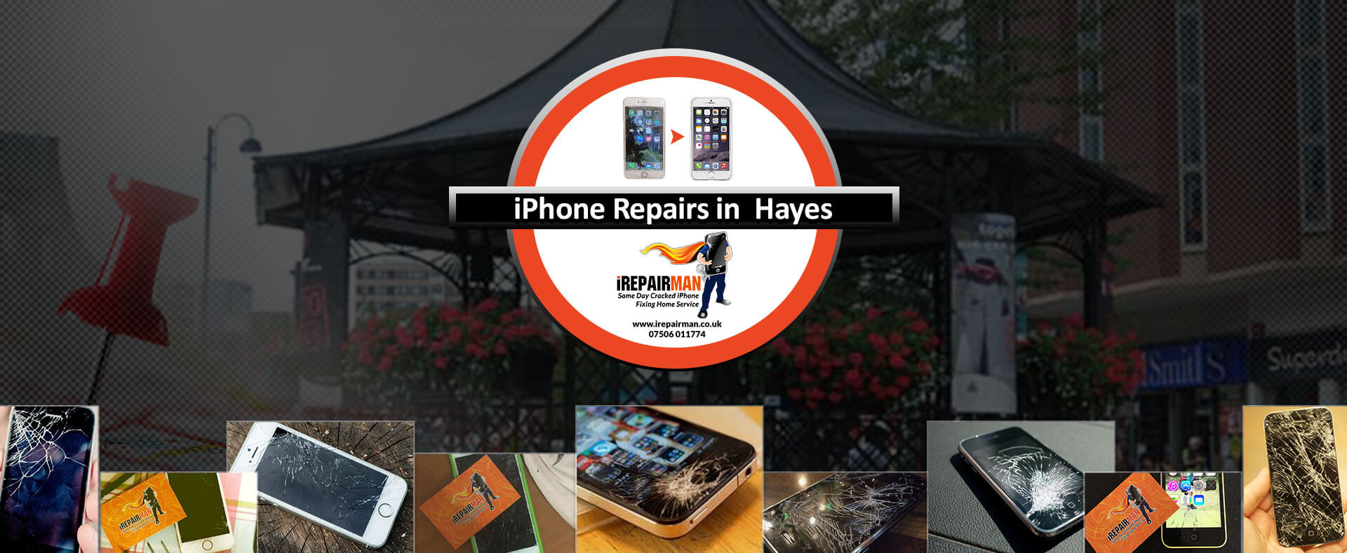 iPhone Repairs in Hayes