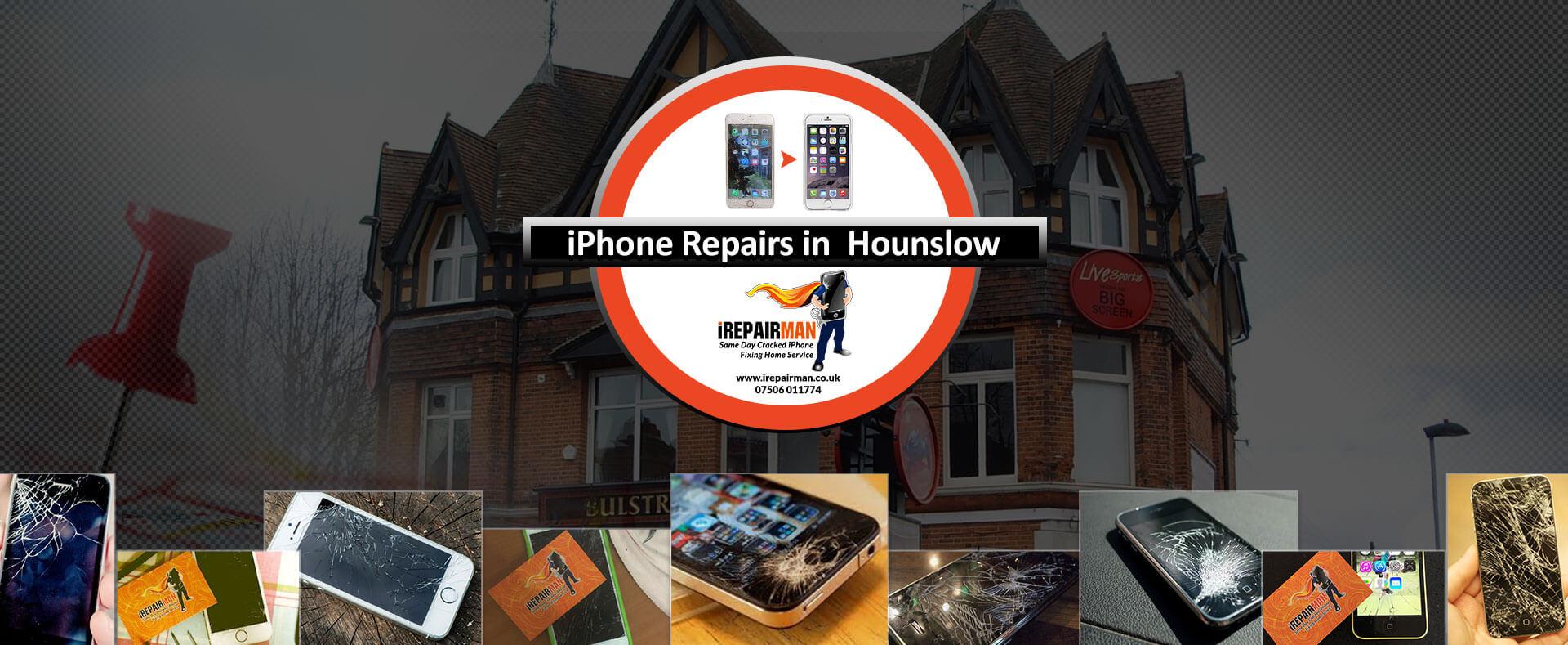 iPhone Repairs in Hounslow