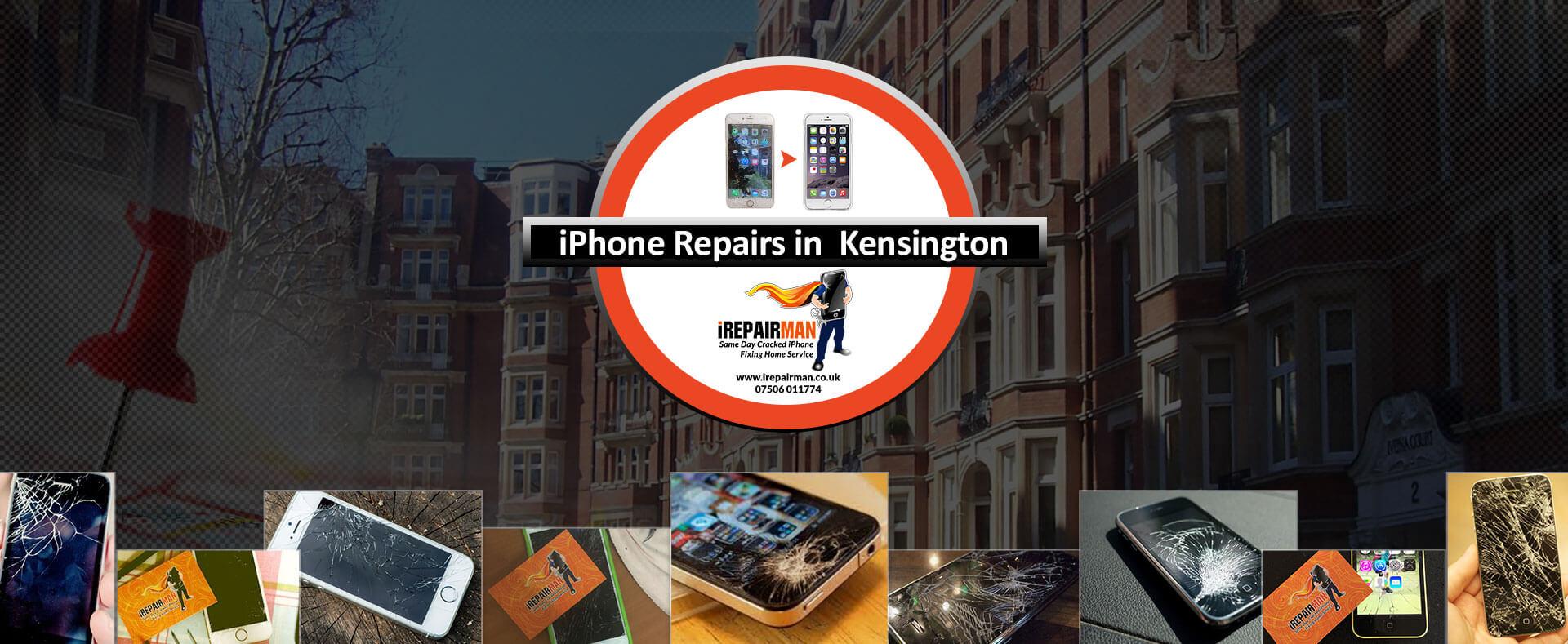 iPhone Repairs in Kensington