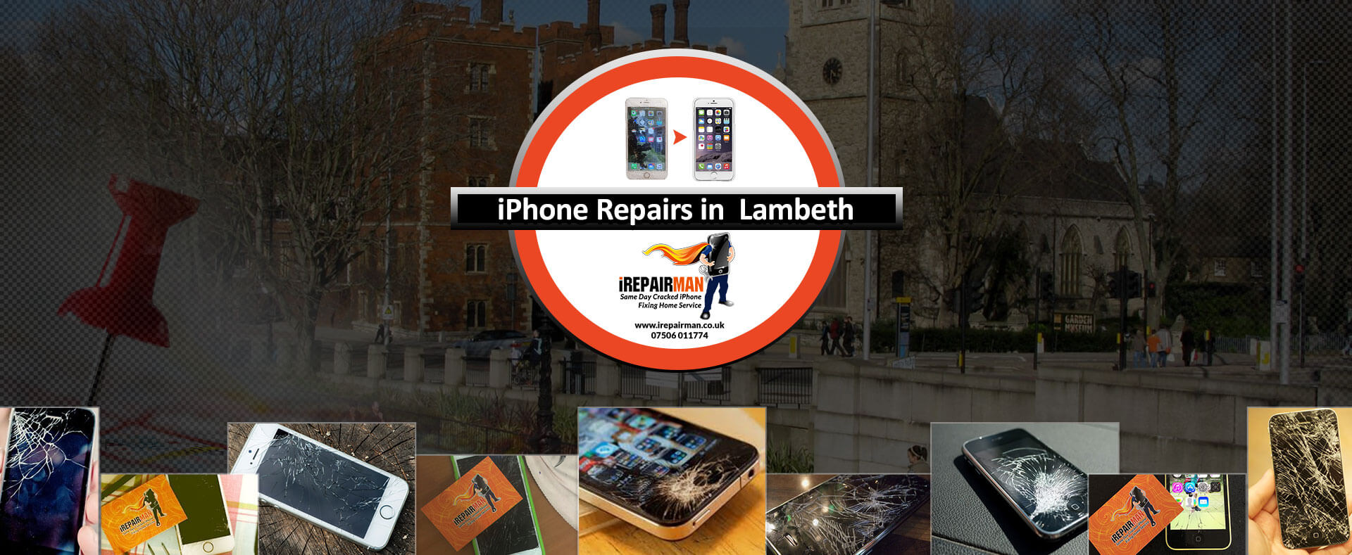 iPhone Repairs in Lambeth