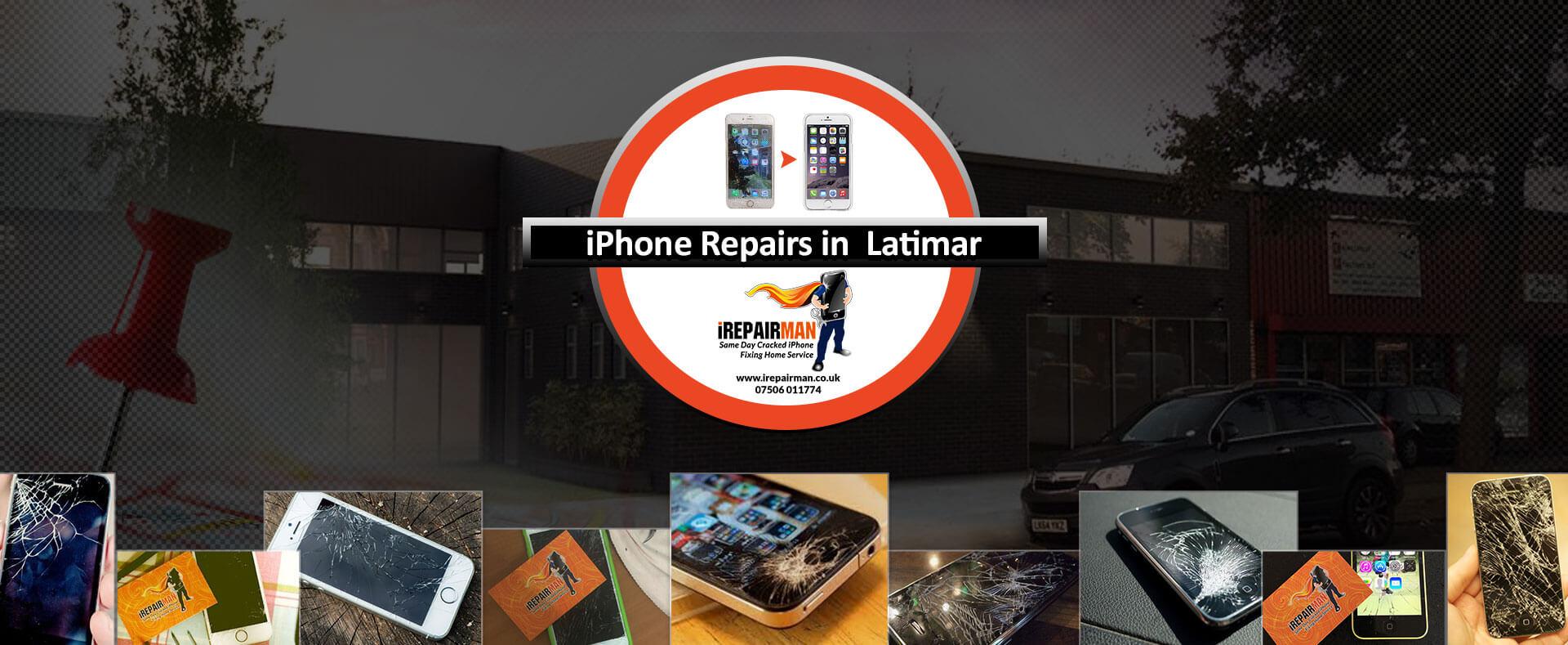 iPhone Repairs in Latimar