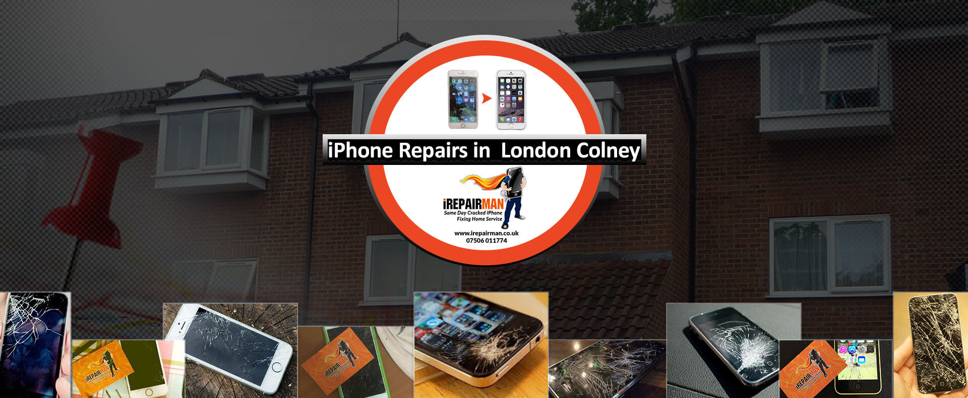 iPhone Repairs in London Colney