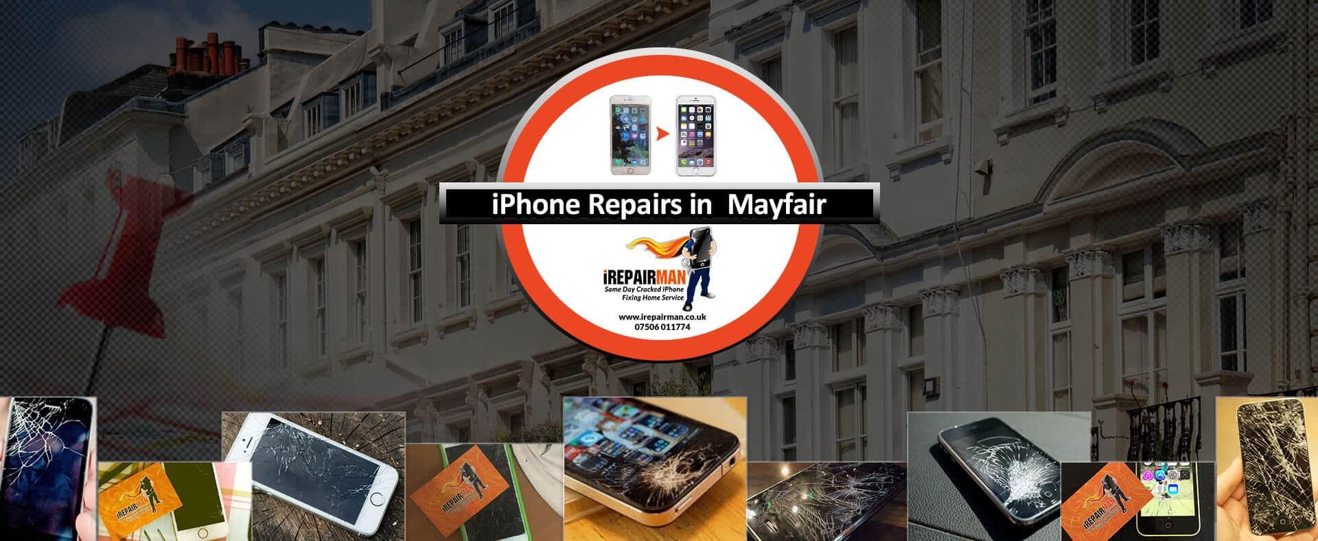iPhone Repairs in Mayfair