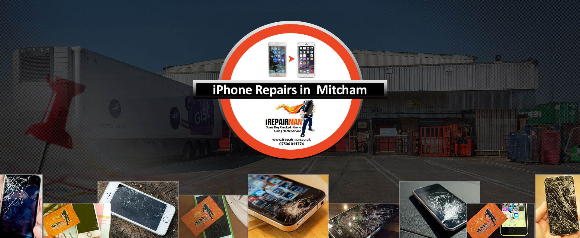 iPhone Repairs in Mitcham