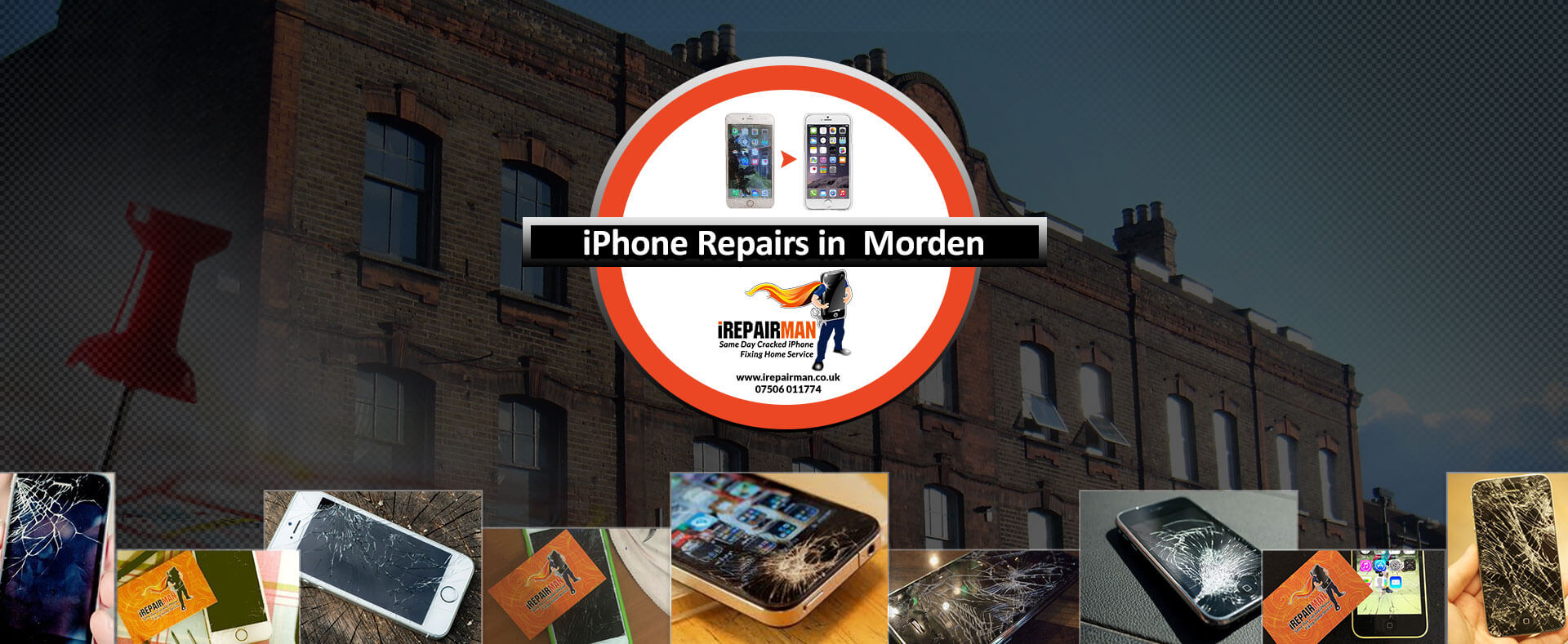 iPhone Repairs in Morden