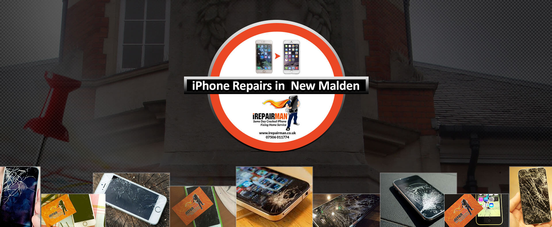 iPhone Repairs in New Malden