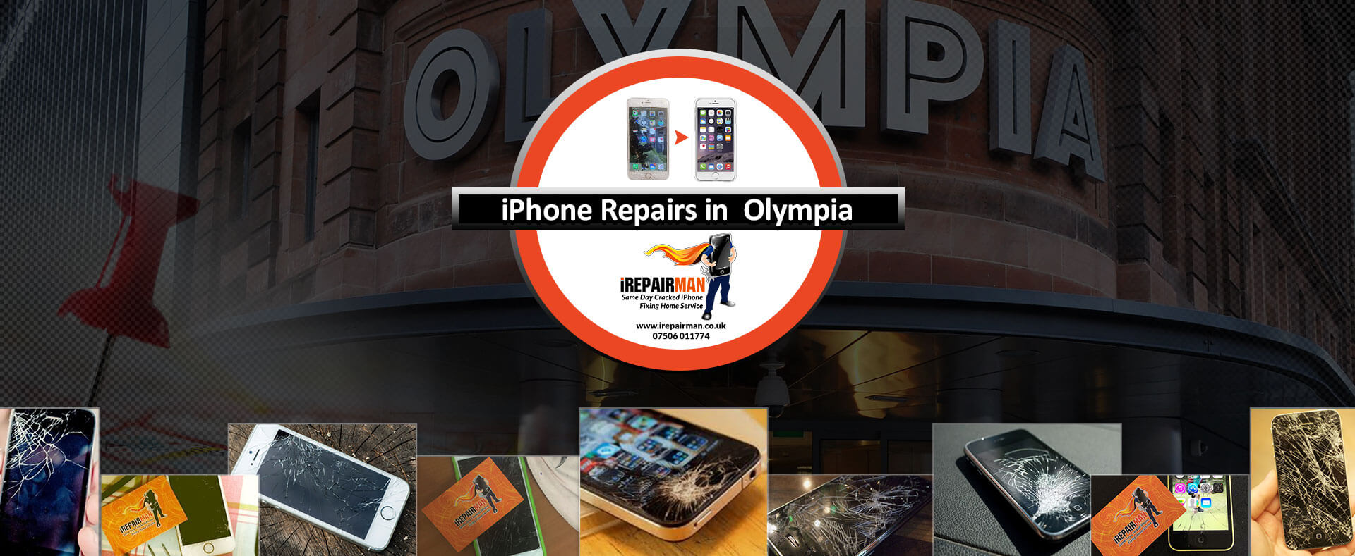 iPhone Repairs in Olympia