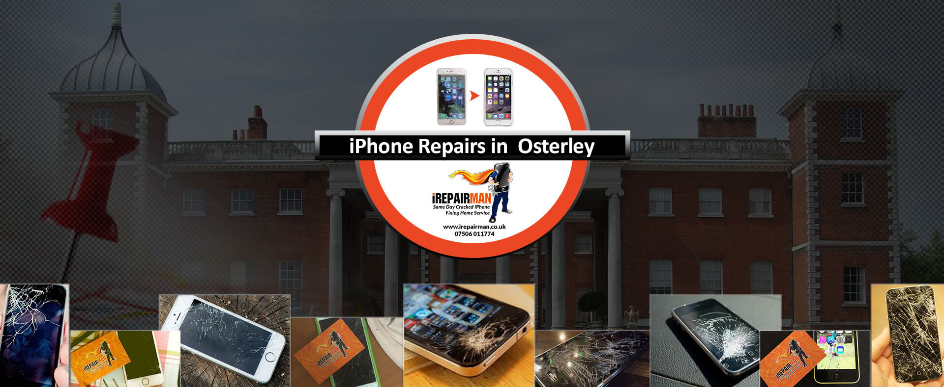 iPhone Repairs in Osterley