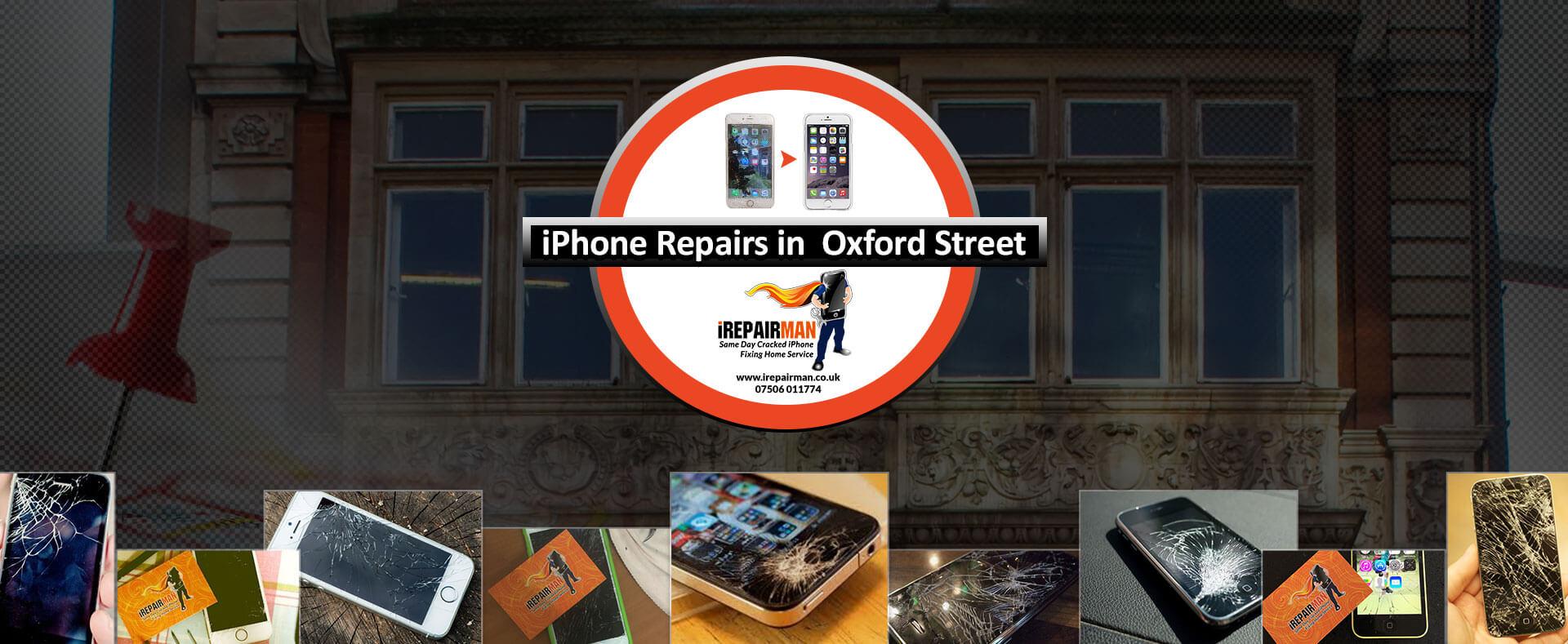 iPhone Repairs in Oxford Street