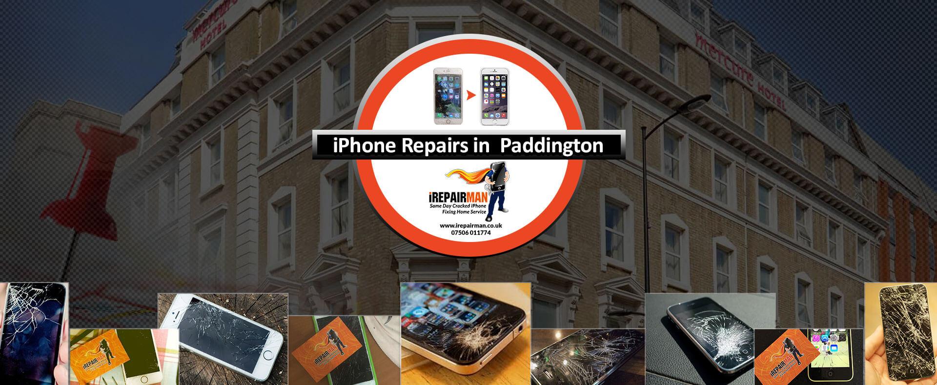 iPhone Repairs in Paddington
