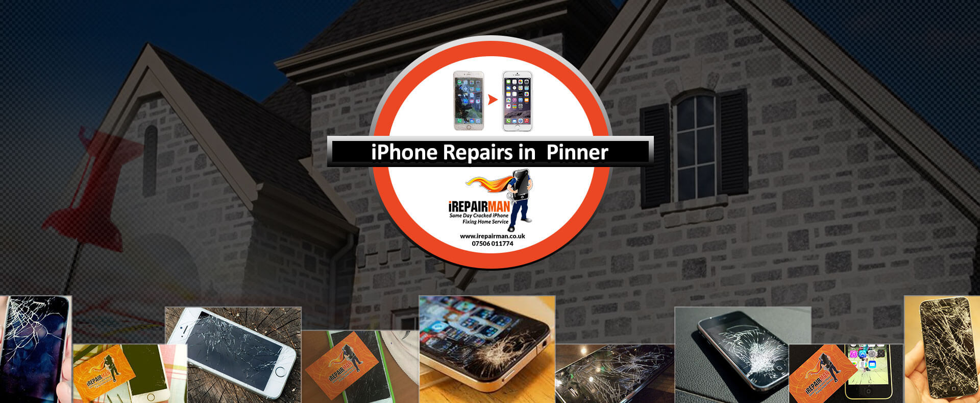 iPhone Repairs in Pinner