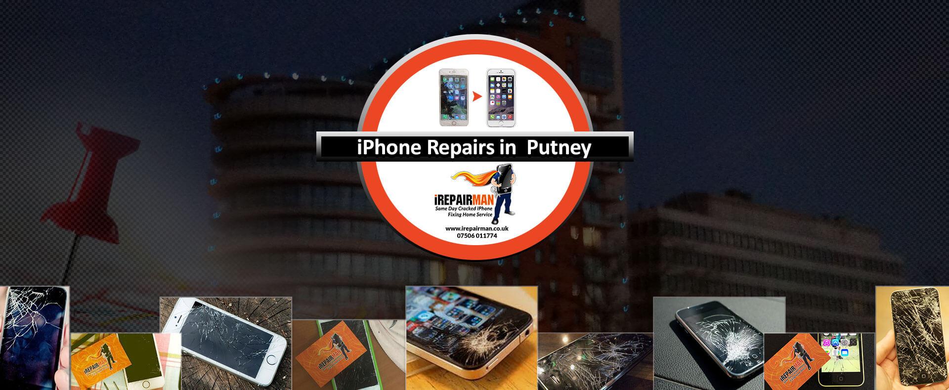iPhone Repairs in Putney