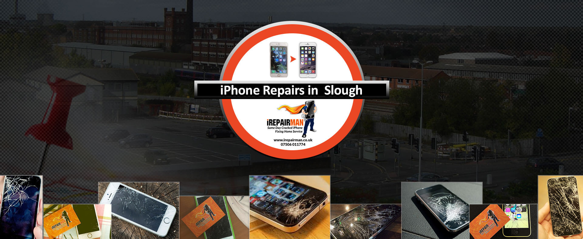 iPhone Repairs in Slough
