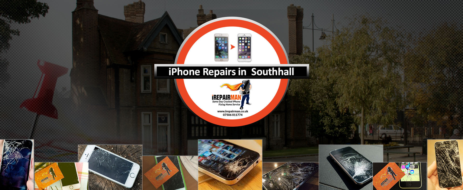 iPhone Repairs in Southhall