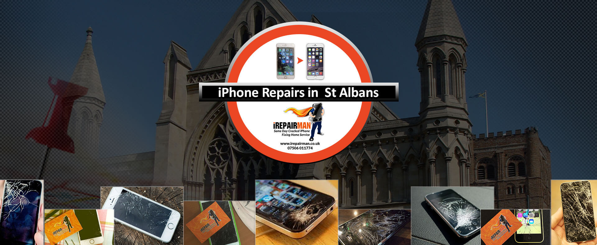 iPhone Repairs in St Albans