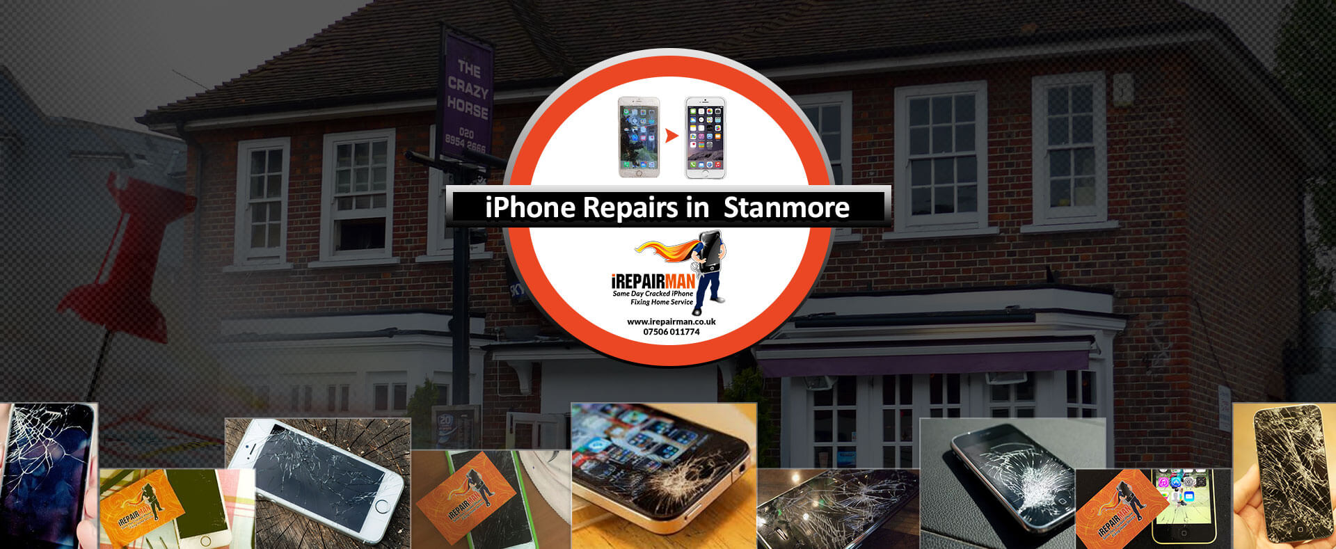 iPhone Repairs in Stanmore