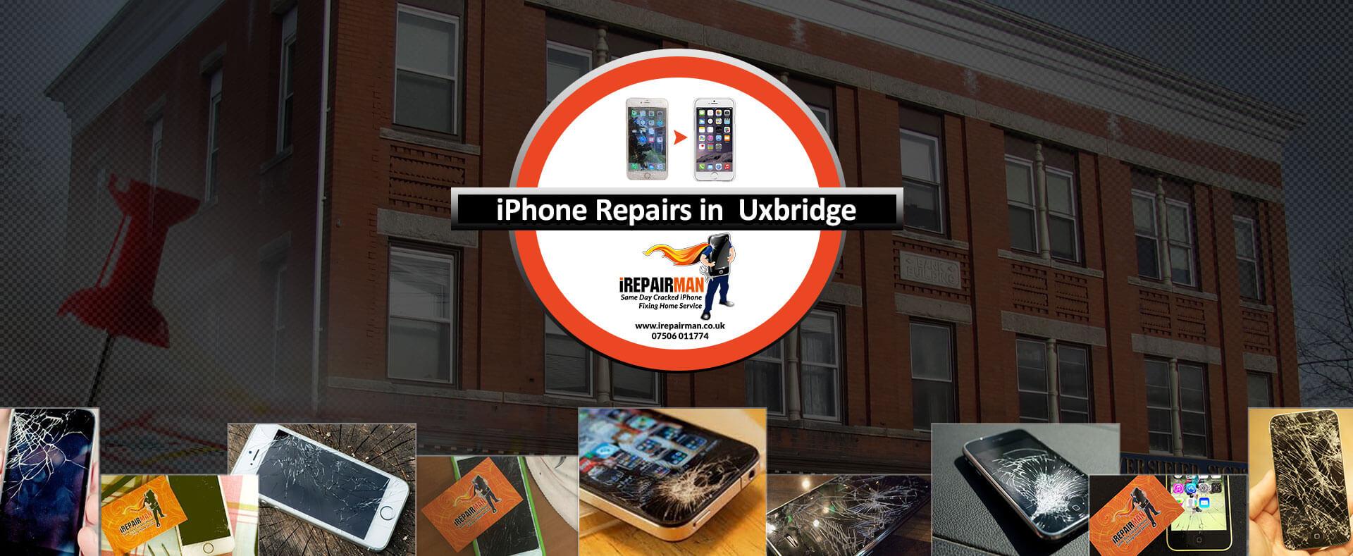 iPhone Repairs in Uxbridge