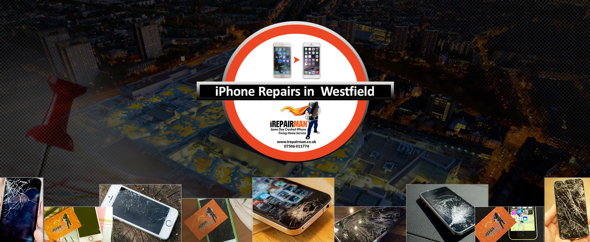 iPhone Repairs in Westfield