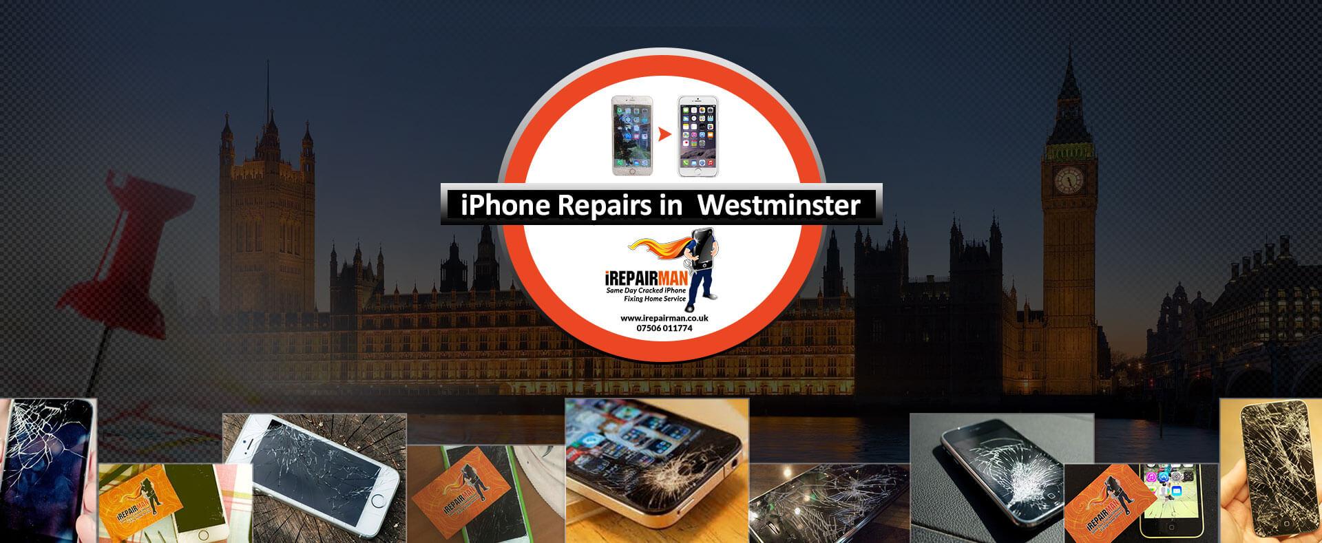 iPhone Repairs in Westminster