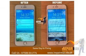 And After Fixing It The Phone Was Like New They Offered Me 12 Months Warranty For My Peace Of Mind I Highly Recommend Their Services