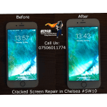 Cracked iPhone Repair in Chelsea SW10