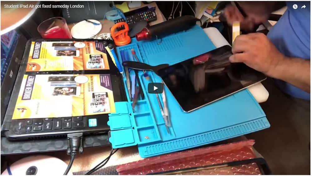 iPad Air Repairing at Bushey WD24