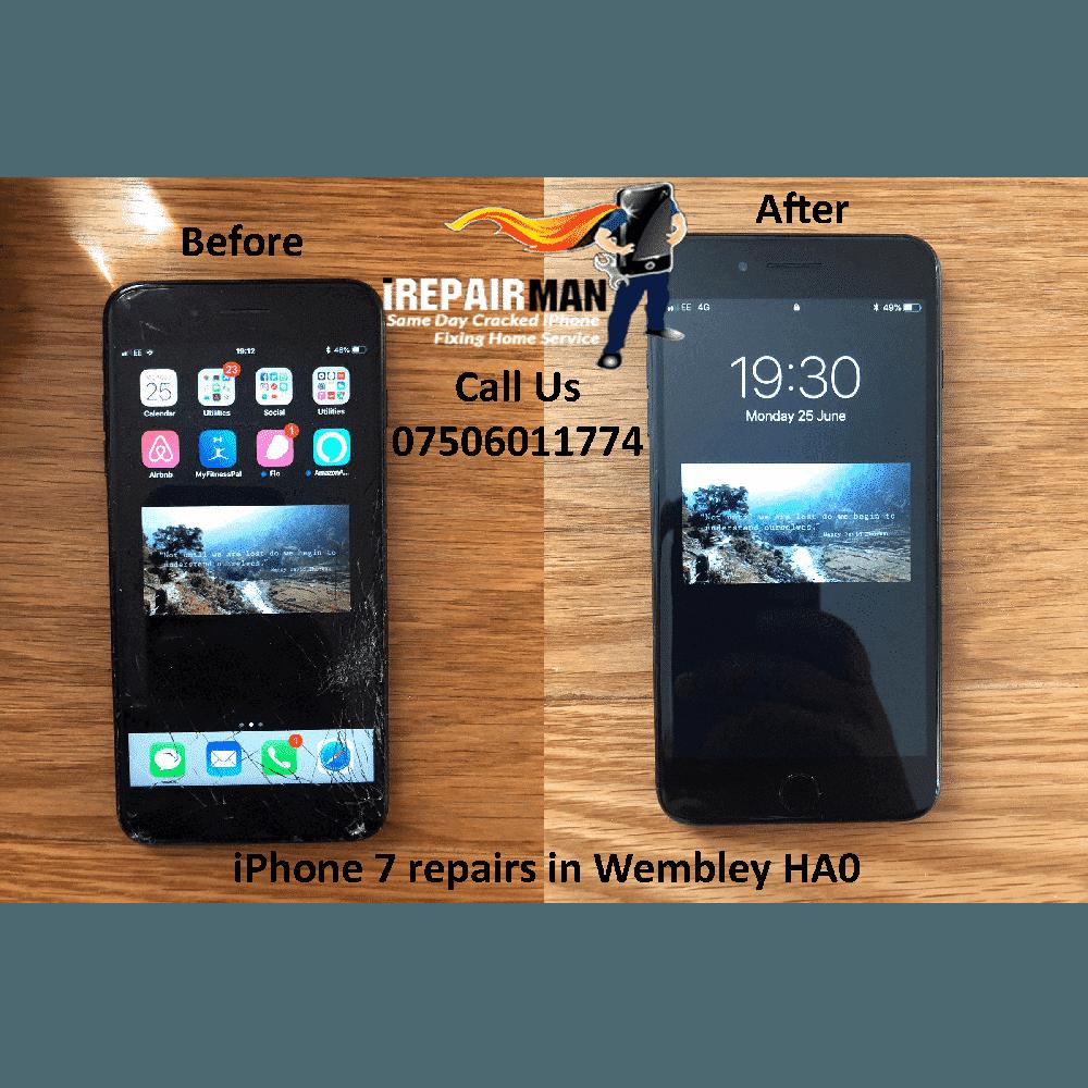 iPhone 7 repairs in Wembley HA0