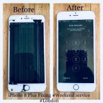 iPhone 8 Plus Fixing Weekend Service London