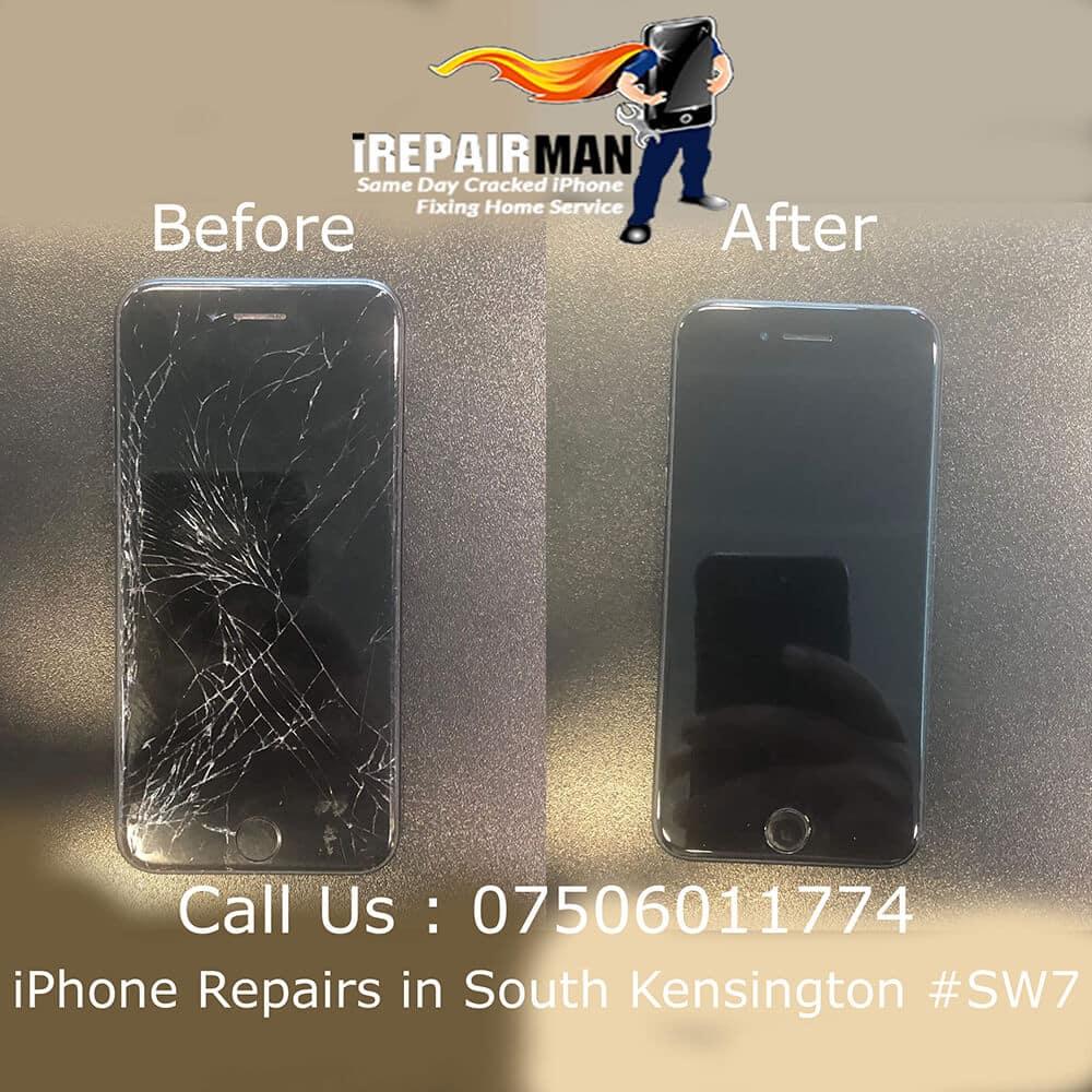 iPhone Repairs in South Kensington