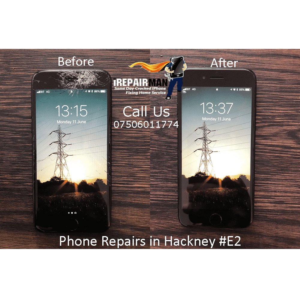 Phone Repairs in Hackney