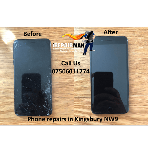 Phone Repairs in Kingsbury NW9