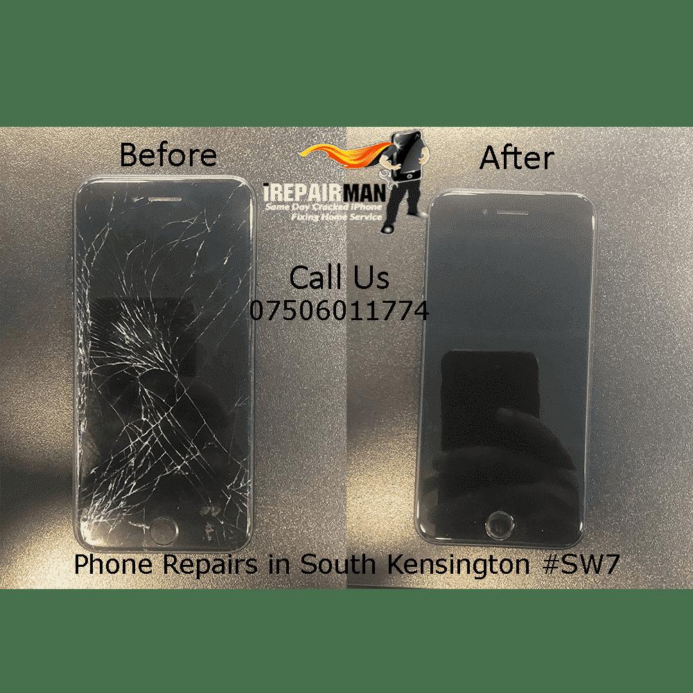 Phone Repairs in South Kensington SW7