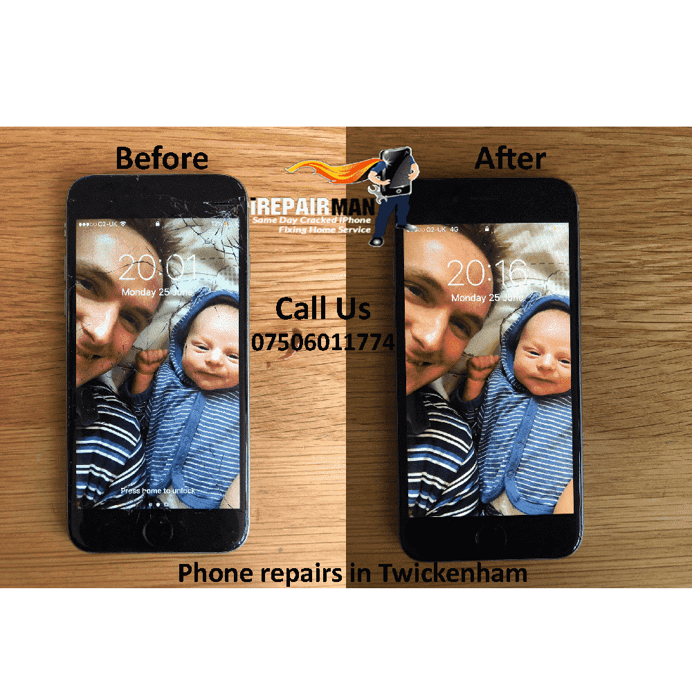 Phone repairs in Twickenham