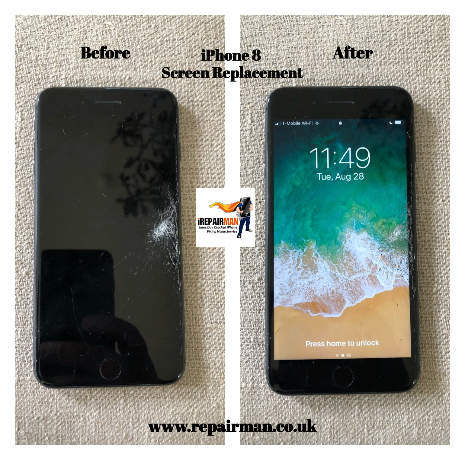 iPhone Repairs in Finchley  NW-3,London