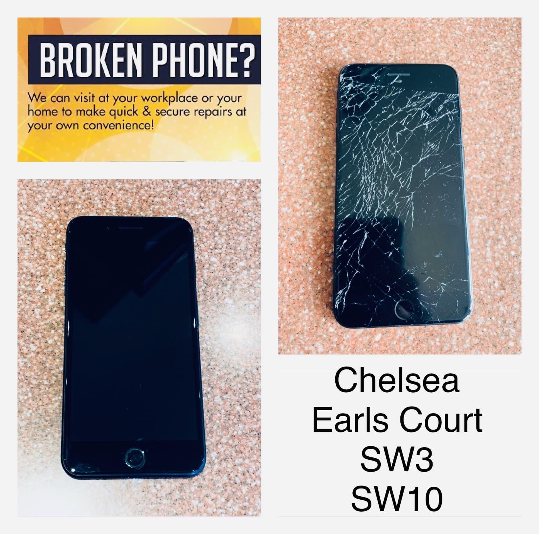 iPhone fix in Earls Court SW10